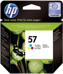 Original HP Druckkopfpatrone color (C6657AE,C6657AE#ABB,C6657AE#ABD,C6657AE#ABF,57,57C,57COLOR,NO57,NO57C,NO57COLOR)