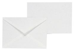 Elepa - rössler kuvert Briefumschläge C6 (162x114 mm), ohne Fenster, gummiert, 72 g/qm, 25 Stück