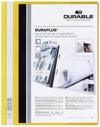 Durable Angebotshefter DURAPLUS® - strapazierfähige Folie, A4+, gelb