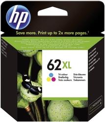 Original HP Druckkopfpatrone color (C2P07AE,62XL,62XLC,62XLCOLOR,NO62XL,NO62XLC,NO62XLCOLOR)