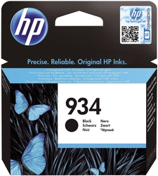 Original HP Tintenpatrone schwarz (C2P19AE,934,934BK,934BLACK,NO934,NO934BK,NO934BLACK)