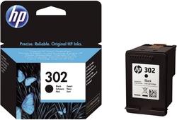Original HP Tintenpatrone schwarz (F6U66AE,302,302BK,302BLACK,NO302,NO302BK,NO302BLACK)