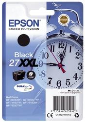 Original Epson Tintenpatrone schwarz (C13T27914012,27XXL,T27914012)