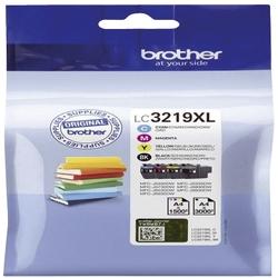 Original Brother Tintenpatrone MultiPack Bk,C,M,Y (LC-3219XLVALDR)