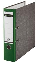 Leitz 1080 Ordner A4 Wolkenmarmor, 80 mm, grün