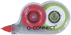 Q-Connect Korrekturroller Mini, 4,2 mm x 5 m