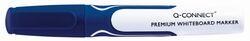 Q-Connect Whiteboard-Marker Premium, 1,5 - 3 mm, blau