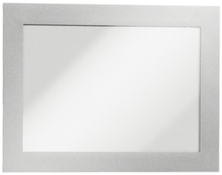 Magnetrahmen DURAFRAME® A6, 176 x 130 mm, silber