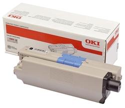 Original OKI Toner-Kit schwarz (44973536)