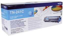 Original Brother Toner-Kit cyan (TN-241C)