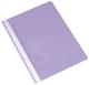 Q-Connect Schnellhefter - A4, 250 Blatt, PP, violett
