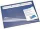 Schreibunterlage SYNTHOS - 65 x 52 cm, blau, Vollsichtauflage