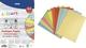 STYLEX® Kopierpapier - A4, 75/80 g/qm, 250 Blatt, sortiert
