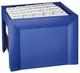 HAN Hängemappenregistratur KARAT, für 35 Hängemappen, extra stabil, blau