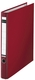 Leitz 1014 Ringordner, A4, PP, 2 Ringe, 35 mm, rot