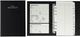 Adress-Telefonringbuch A-Z - schwarz
