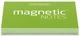 Haftnotizblock statisch - 70 x 50 mm, grün, 100 Blatt  VE = 10 C62