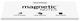 Haftnotizblock statisch - 200 x 100 mm, weiß, 100 Blatt  VE = 10 ST