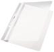 Leitz 4190 Einhängehefter Universal - A4, 250 Blatt, PVC, weiß