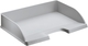 Leitz 5218 Briefkorb Standard Plus, A4 quer, Polystyrol, grau