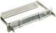 3068 Aktenbinder / Fastener, 2 Schieber, Metallheftverschluss, Pack mit 50 Stück