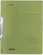 Falken Einhakhefter A4 1/1 Vorderdeckel kfm. Heftung, grün, Manilakarton, 250 g/qm