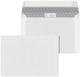 Elepa - rössler kuvert Briefumschläge C6 (162x114 mm), ohne Fenster, selbstklebend, 72 g/qm, 25 Stück