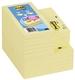 Post-it® Haftnotiz Promotion - Sparset: 6 x 654 gelb + 6 x 655 gelb + 12 x 653 gelb gratis