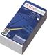 Elepa - rössler kuvert Briefumschläge DIN lang (220x110 mm), ohne Fenster, selbstklebend, 72 g/qm, 100 Stück