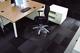 Rollsafe® Bodenschutzmatte für niederflorige Teppichböden - Form R, Ø 60 cm