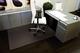 Rollt & Schützt® Bodenschutzmatte für glatte/ harte Böden - Form 0, 180 x 120 cm
