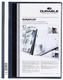 Durable Angebotshefter DURAPLUS® - strapazierfähige Folie, A4+, dunkelblau