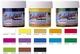 LACUFA Schulmalfarbe 18 ml zitrone  VE = 10 C62