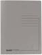 Schnellhefter Colorspankarton - für DIN A4, grau