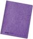 Falken Schnellhefter Colorspankarton - A4, violett