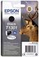 Original Epson Tintenpatrone schwarz XL (C13T13014012,T1301,T13014012)