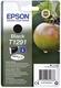 Original Epson Tintenpatrone schwarz (C13T12914012,T1291,T12914012)