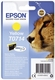 Original Epson Tintenpatrone gelb (C13T07144012,T0714,T07144012)