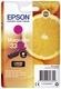 Original Epson Tintenpatrone magenta (C13T33634012,33XL,T33634012)