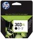 Original HP Druckkopfpatrone schwarz (T6N04AE,303XL,303XLBK,303XLBLACK,NO303XL,NO303XLBK,NO303XLBLACK)