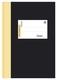 Ursus Basic Geschäftsbuch - A4, 144 Blatt, 80g/qm, 9 mm liniert
