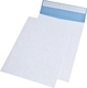 Versandtaschen B4 fadenverstärkt, ohne Fenster, 140 g/qm, weiß, 100 Stück