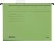 1985 Hängemappe ALPHA® - Recyclingkarton, grün