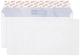 Elco Briefumschlag premium, C5/6, 229x114mm, hochweiß, haftklebend, Innendruck, 80g