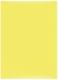 OFFICE PRODUCTS Gummizugmappe Karton 300 g/qm A4 mit Gummizug gelb