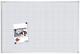 Rastertafel X-tra!Line® - 90 x 60 cm, weißlackiert