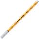 Fineliner point 88® - 0,4 mm, hellgrau