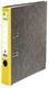 Q-Connect® Wolkenmarmor-Ordner - A4, 50 mm, gelb