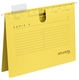 Atlanta by Jalema Hängehefter Serie E, A4 UniReg kfm. Heftung, gelb, Kraftkarton 230 g/qm