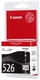 Original Canon Tintenpatrone schwarz (4540B001,4540B001AA,526BK,CLI-526BK)